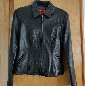 Bonus Italian Fashions Leather Jacket